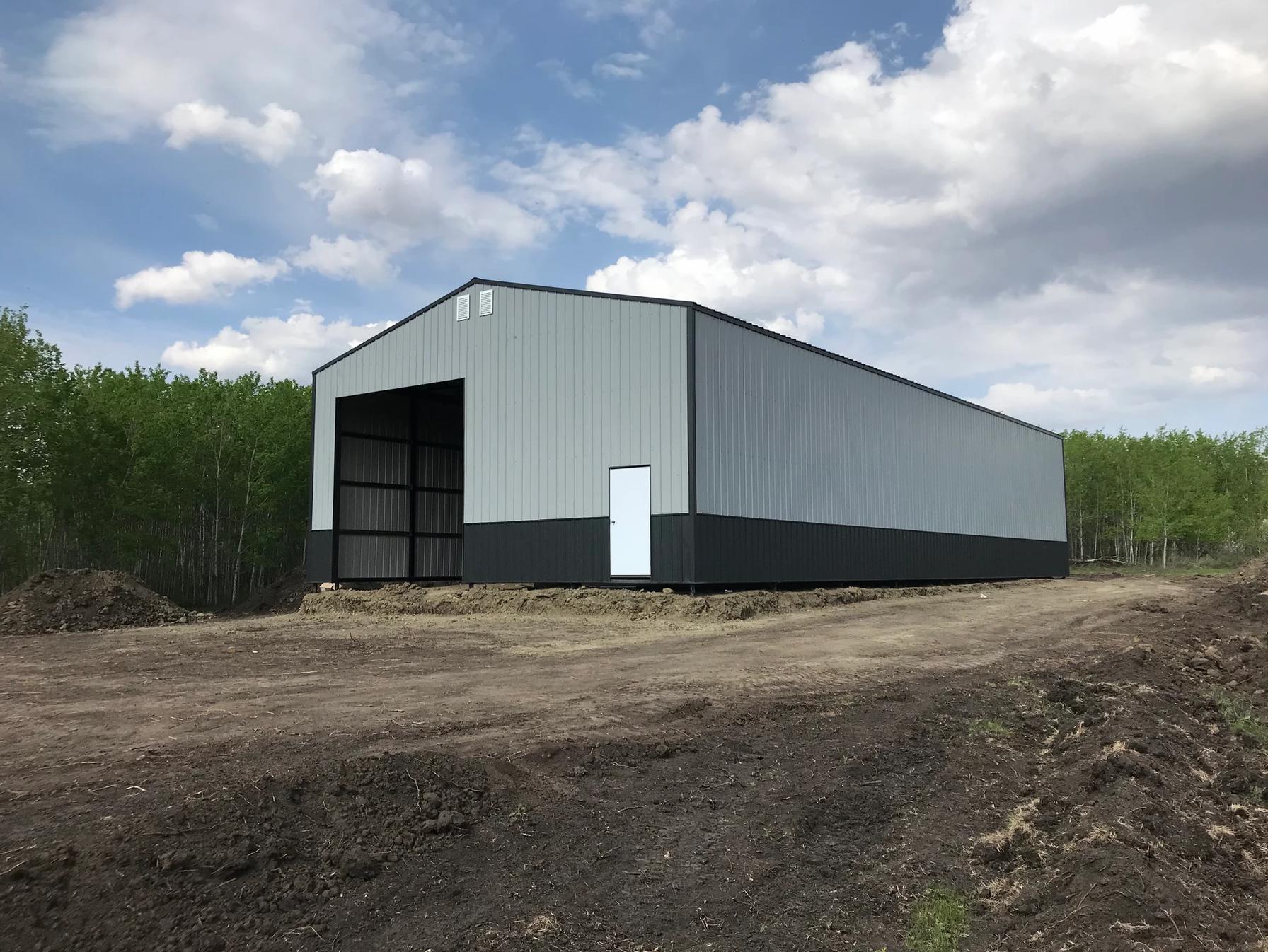Metal Buildings Manitoba